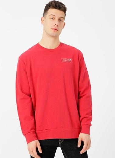 Levi's® Sweatshirt Kırmızı
